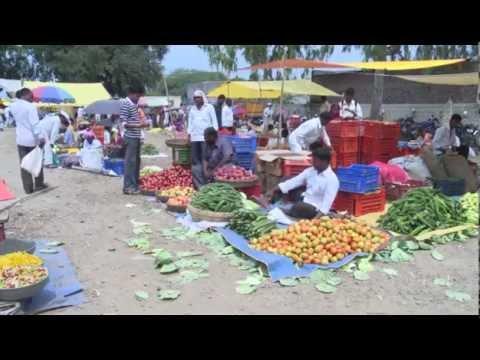 The struggle of rain fed village  for Development