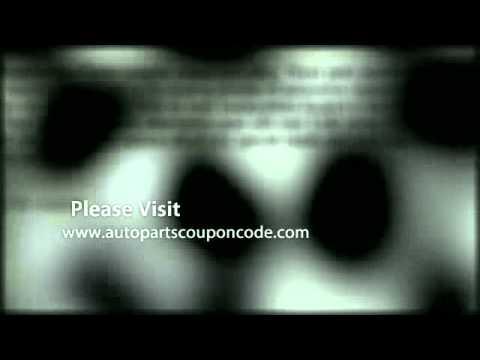 Auto Parts Coupon Code