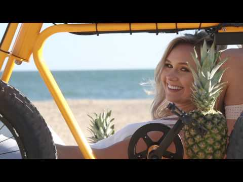 Pineapple Bike - The Most Affordable Stylish E-Bike | Order Now