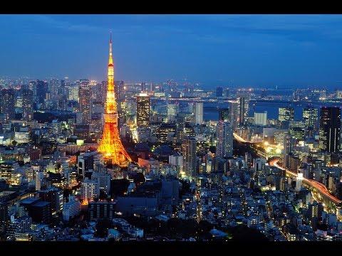Tokyo City Japan Lifestyle at night | Tokyo Japanese Tour Video