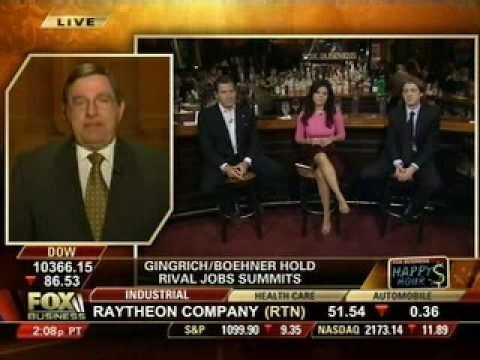 Burgess on Fox Business: Democrats' Policies Are Stifling Economic and Job Growth
