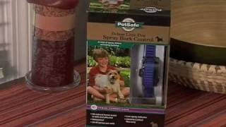 Petsafe Deluxe Little Dog Spray Bark Control Collar -- Www.petsafe.net