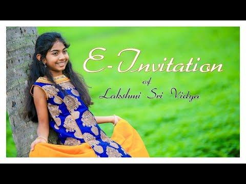 Mandhadi Family Invitation Funnydog Tv
