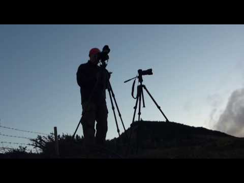 Landscape Photography of St Helena Island - Chasing The Light