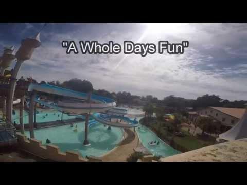 """A Whole Days Fun""- Splash Planet Theme Park, Hastings, New Zealand"