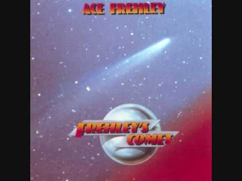 Ace Frehley Frehleys Comet  Dolls