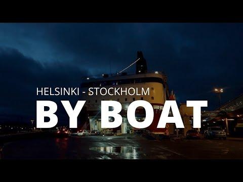 Helsinki-Stockholmbyboat  VLOG020