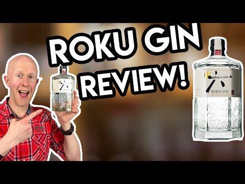 Roku Gin Review!