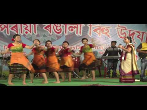 TIWA DANCE BY JINA RAJKUMARI GROUP 2016