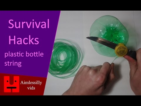 easiest-survival-hack---make-a-plastic-bottle-string-maker-with-just-a-knife-in-5-minutes!