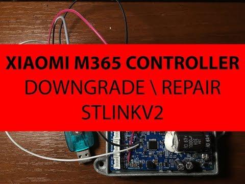 Xiaomi m365 flashing manual for STLink V2 - Full download