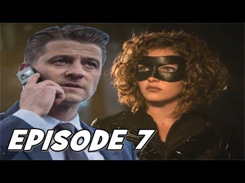 Gotham Season 4 Episode 7: Review, Comic Book Easter Eggs, Professor Pyg Explained!!!
