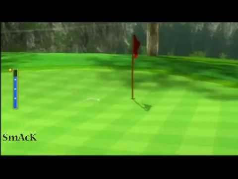 Wii Sports but only Soulja Boy knows how to make a hole in one.