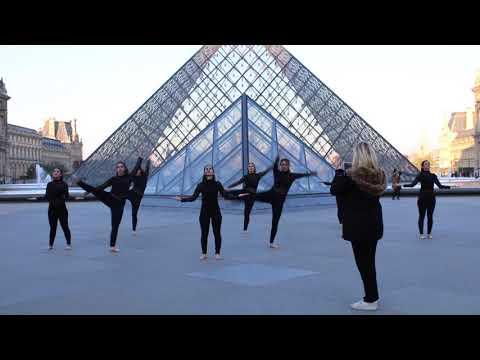 ASD Modern'Jazz - Making OF Tournage Louvre