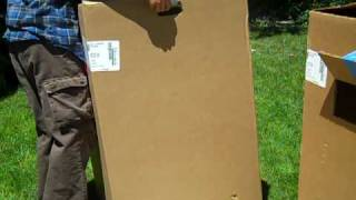 How To Make A Box Fort/house