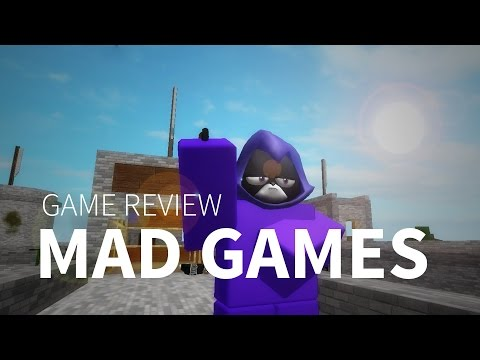 Mad Games Review