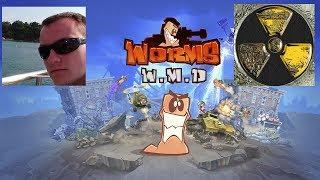 EPICKA WALKA  - Worms W.M.D  - Grzechu40 vs DED87