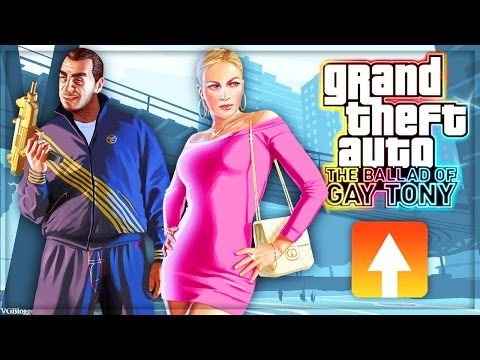 THE GREATEST GTA DLC EVER!! (GTA IV: Episodes From Liberty City)