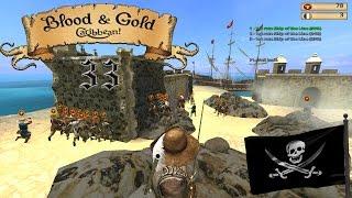 Lets Play Blood & Gold: Caribbean! Season 4 Episode 33: Siege of Virgin Gorda