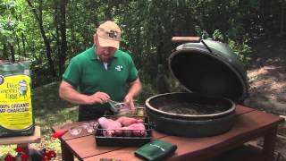 Herbed Wild Turkey Breast - Cooked On The Big Green Egg