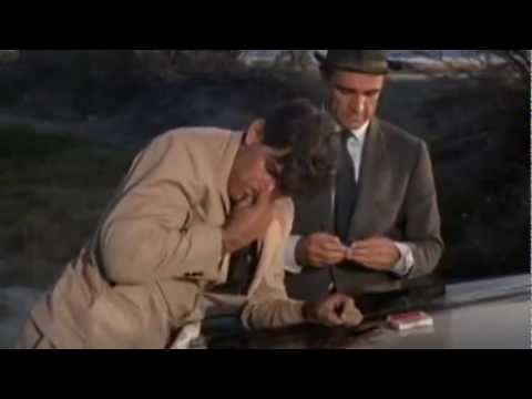 James Bond - Dr. No (1962) 57 Chevy Convertible