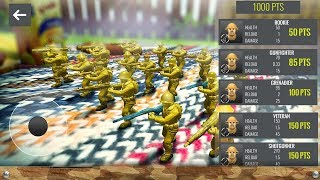 Toy Commander: Army Men Battles Android GamePlay HD