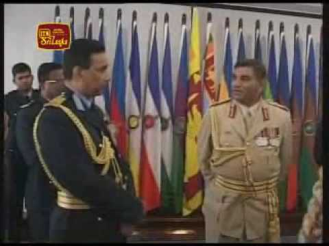 Armed Forces Chiefs meet 23rd July 2009