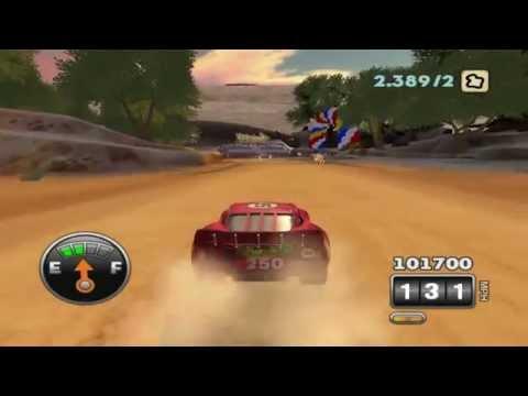 Cars:Mater National - Walkthrough - Part 2