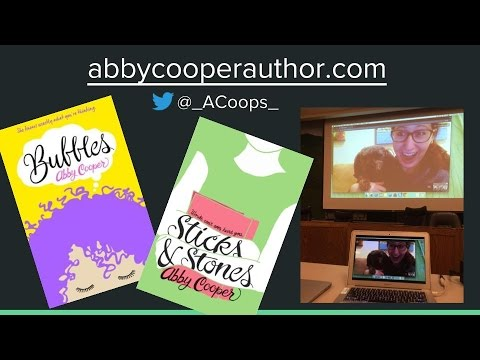 Chat with author Abby Cooper