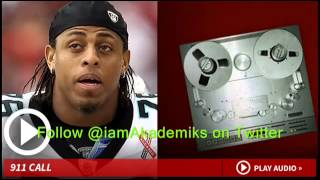 Greg Hardy Inactive... Beat his chick cuz Nelly SMASHED?!?!--911 Call recording!!!