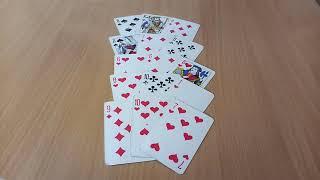 ♣КРЕСТОВЫЙ КОРОЛЬ и ♥ДАМА, ОТНОШЕНИЯ, гадание на любовь на игральных картах