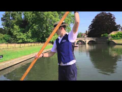 How To Punt - Cambridge Punting Style