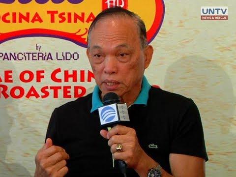 Ex-PDEA Chief Dionisio Santiago, itinalaga bilang bagong chairman ng Dangerous Drugs Board