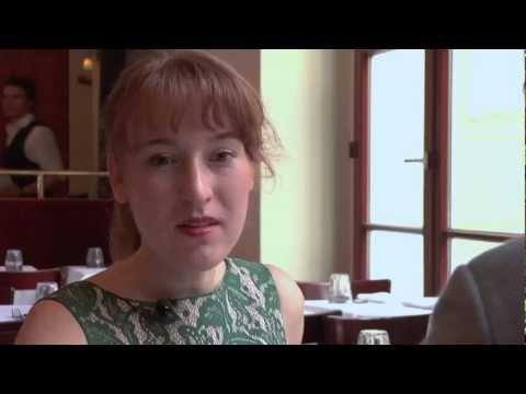 Nora Bossong: Gesellschaft mit beschränkter Haftung