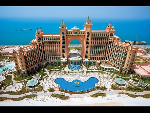 beautiful dubai atlantis hotel