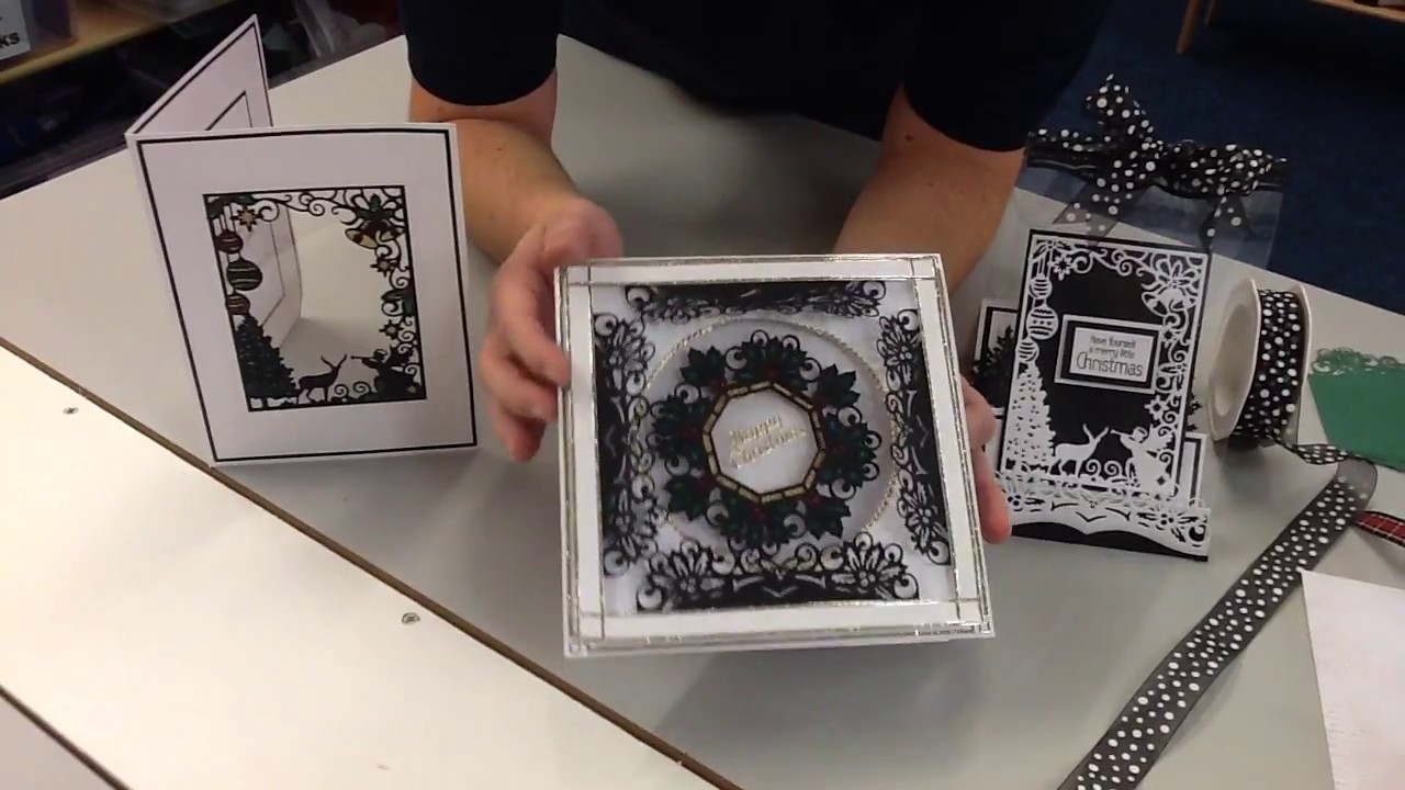 Die Collection Sunday Showcase - New Die Collection - Youtube