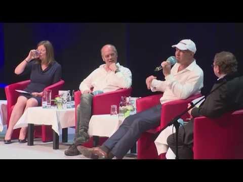 Axel Schulz beim 14. MOZ-Talk im Kleist Forum