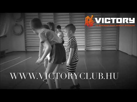 Victory gyermek karate