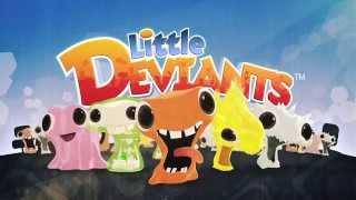 Little Deviants Official Trailer PlayStation Vita
