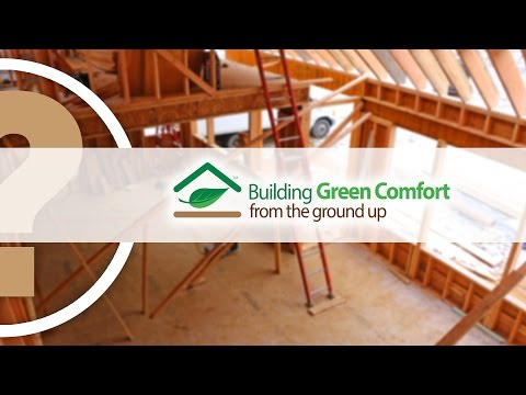 Building Green Comfort from the Ground Up - Q&A 017