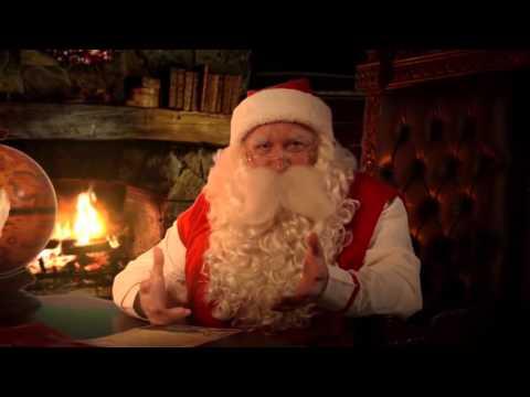 video di Babbo Natale