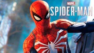 Человек-Паук PS4 Прохождение - Часть 4 - ОЧЕНЬ ХОРОШАЯ ПОДРУГА. Marvel's Spider-Man 2018