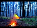 Solo Wild Camp |  Breaking In The Luxe Hex Peak v4