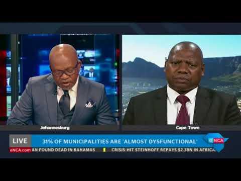 31% of municipalities are dysfunctional: Zweli Mkhize