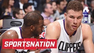 What would keep blake griffin on the clippers? | sportsnation | espn