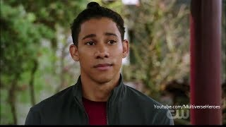 DC legends 3x11 Ending Wally West Joins the Legends