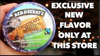 Brand New Ben & Jerry's Vegan Ice Cream