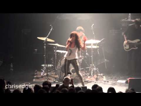 HD - Juliette Lewis Live! - Losing My Mind w/ HQ Audio - 2014-04-18 - Ventura, CA