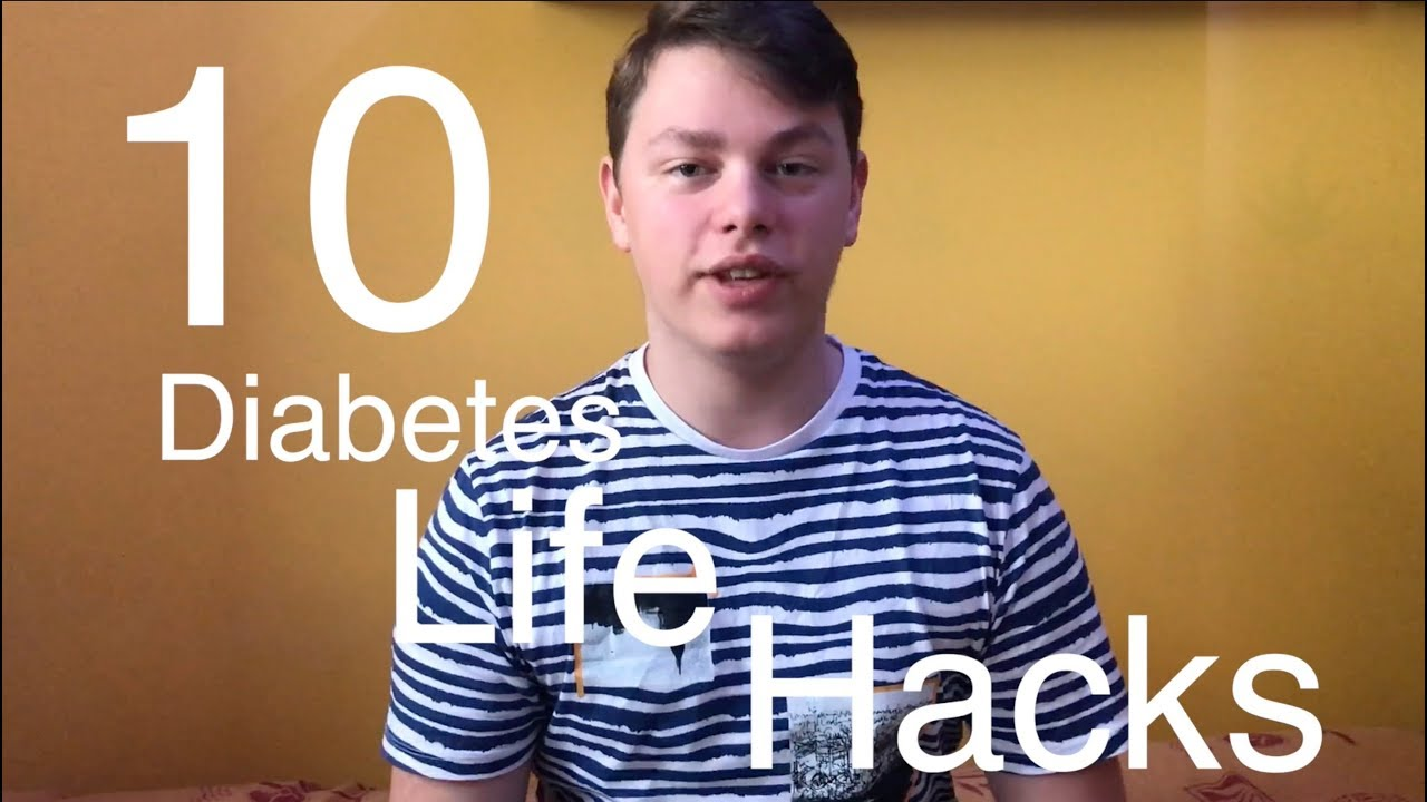 10 Diabetes Life Hacks by Nerdabetic