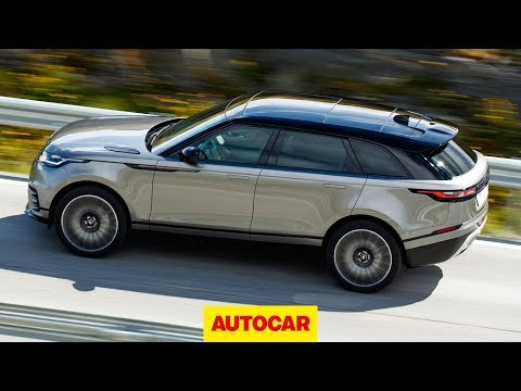 Range Rover Velar review | Is Land Rover